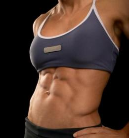 female-abs